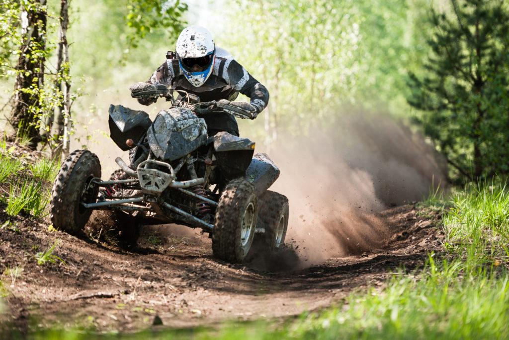 trailbox talks, atv riding in trail